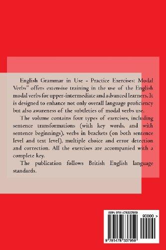 English Grammar in Use - Practice Exercises: Modal Verbs: Volume 2