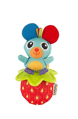 Image of Lamaze Mouse Little Grip Rattle