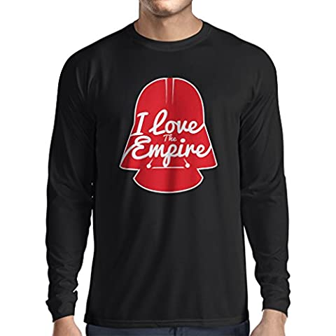 N4338L Camiseta de manga larga I love the Empire