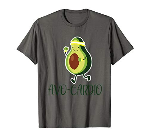 MOTIVIERENDES AVOCARDIO SHIRT I Workout & Läufer Tshirt