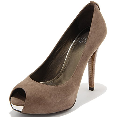 62158 decollete spuntata STUART WEITZMAN scarpa donna shoes women [35]