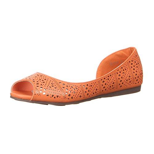 Ital-Design, Ballerine donna Arancione (arancione)