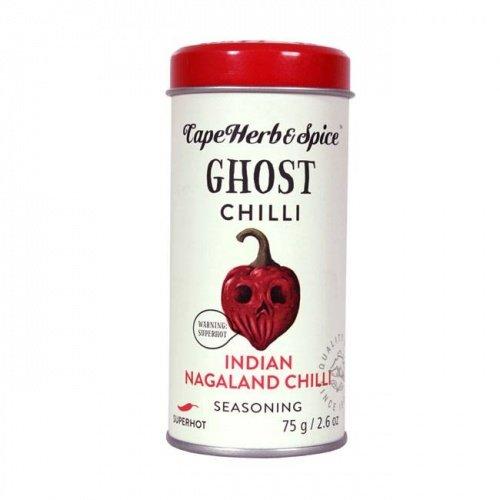 Cape Herb & Spice Rub Ghost Chilli 75g (sehr scharf) - Pepper ' Ghost
