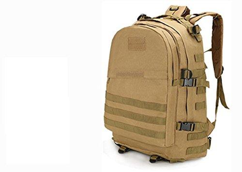 LWJgsa Outdoor - Fan Packt Camouflage - Taktik Rucksack Tour Camping Spezialeinheiten In Der Tasche schlamm - farbe