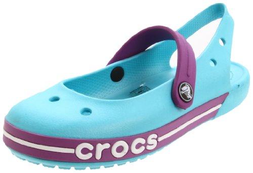 CrocsCrocband Slingback Clog Aqua/Dahlia