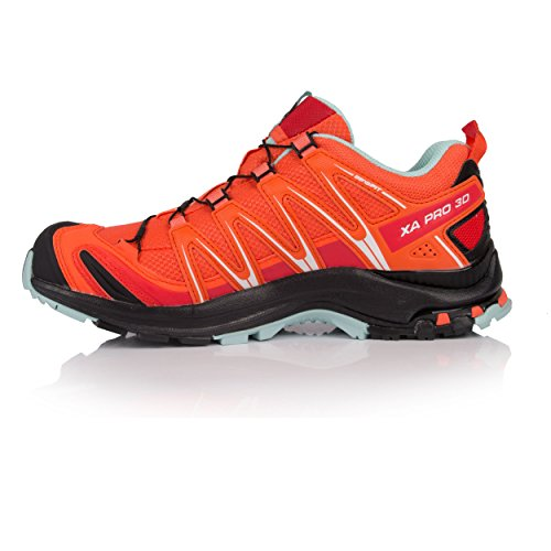 Salomon Damen XA Pro 3D GTX W Traillaufschuhe Orange