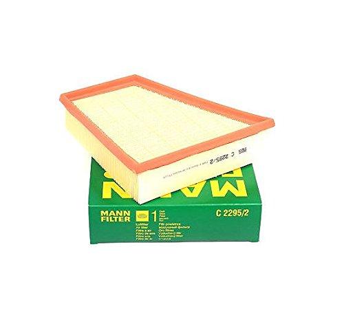 Preisvergleich Produktbild Original MANN-FILTER Luftfilter C 2295 / 2 - Für PKW