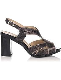 d058783fb0961 Amazon.es  Pitillos - Hebilla   Zapatos  Zapatos y complementos