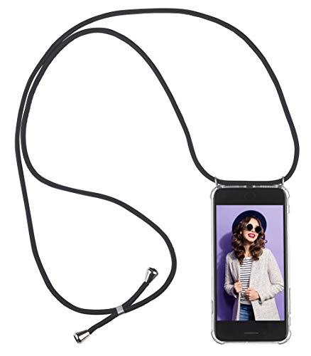 Munubelle Handykette Handyhülle mit Band kompatibel iPhone 7 Plus/iPhone 8 Plus, Display 5,5