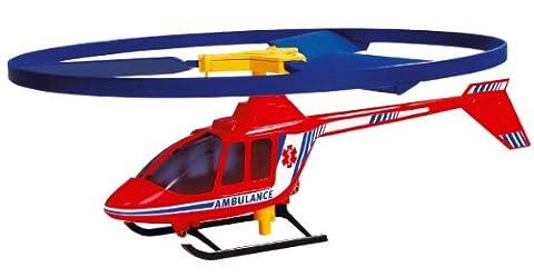 Gunther - 1683 - Jeu de Plein Air - Hélicoptère - Ambulance avec Lanceur