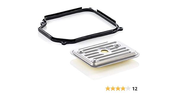 Original Mann Filter Ölfilter Für Automatikgetriebe H 2019 Kit Getriebefilter Mit Ölwannendichtung Für Pkw Auto