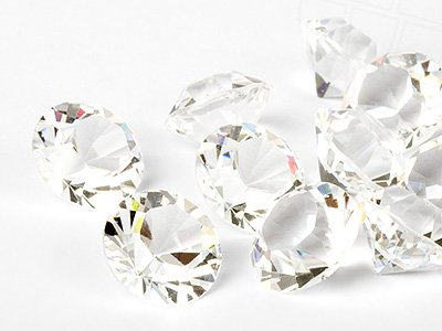 Chatons von Swarovski Elements SS39  (Crystal unbeschichtet), 24 Stück (Xilion Crystal)