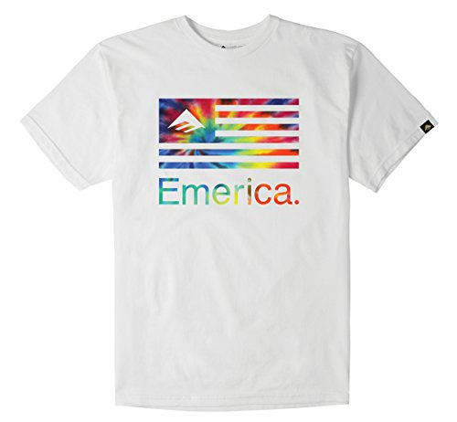 Emerica Pure Flag White