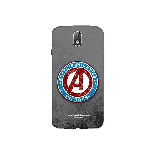 Avengers : Logo Galaxy J7 Pro Mobile Case By The Souled Store