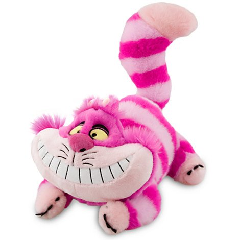 "Disney Store Exclusive Alice in Wonderland Cheshire Cat 20"" Plush by Disney Store [Toy] (English Manual)"