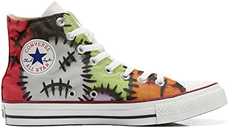 mys Converse All Star Hi Customized Personalisiert Schuhe (Gedruckte Schuhe) Fantasy 2 Converse