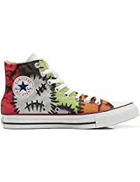 Shoes Custom Converse All Star, personalisierte Schuhe (Handwerk Produkt) Fantasy 2 Converse All Star