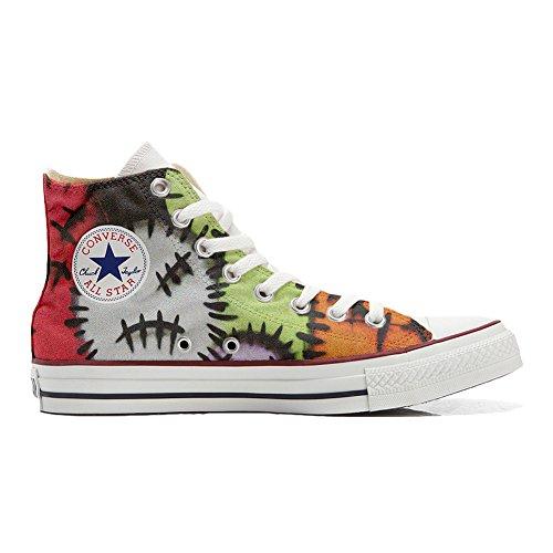 Sneaker Personalizzate Originali Hi Canvas, Sneaker Unisex (Prodotto...