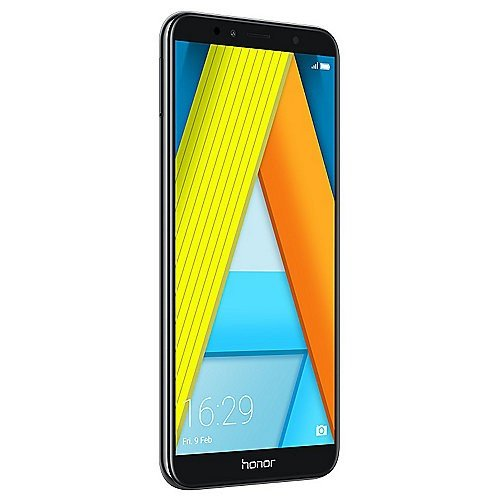 "Honor 7A Dual SIM 4G 16GB Black - Smartphones (14.5 cm (5.7 ""), GB 16, 13 MP, Android, EMUI Android com 8.0 8.0, Black)"