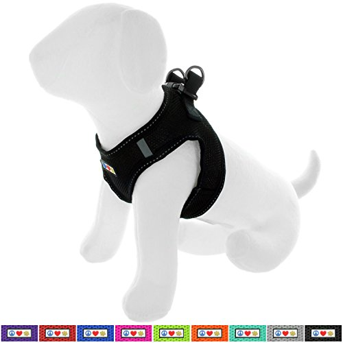 Pawtitas Arnés Tela Antitirones Perro Cachorros