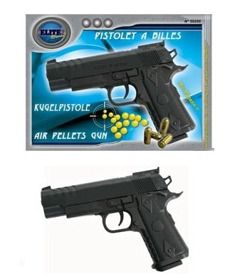 BULLET BOYS Softair Waffen robust 50255