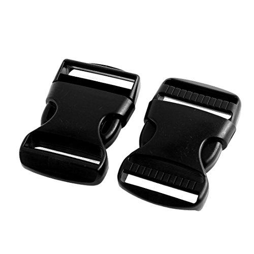 Gepäck Boxen Rucksack-Gurt mit seitlicher Schnellverschluss-Technologie, 2 Stück (Gepäck-gurte - Ersatz)