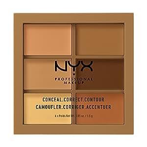 NYX Conceal, Correct, Contour Palette Deep