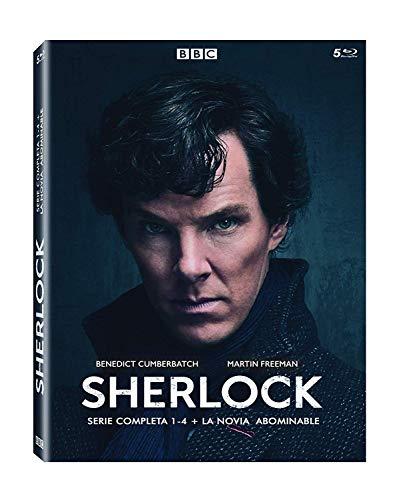 Pack: Sherlock T1-T4 + La