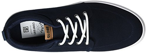 Globe Herren Gs Chukka Sneaker Blau (Navy/White)