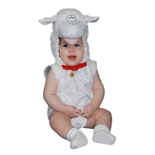 - Baby Mädchen Lamm Halloween Kostüm