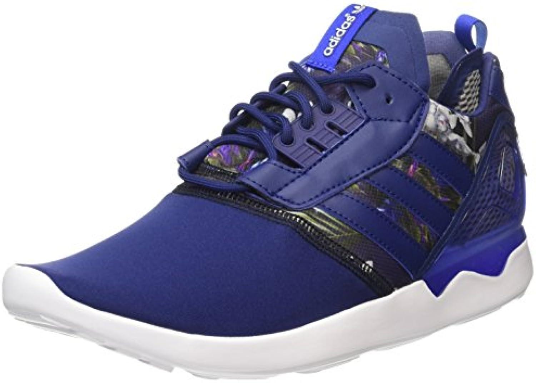 adidas Schuhe  Zx 8000 Boost blau/blau/mehrfarbig Größe: 41 1/3
