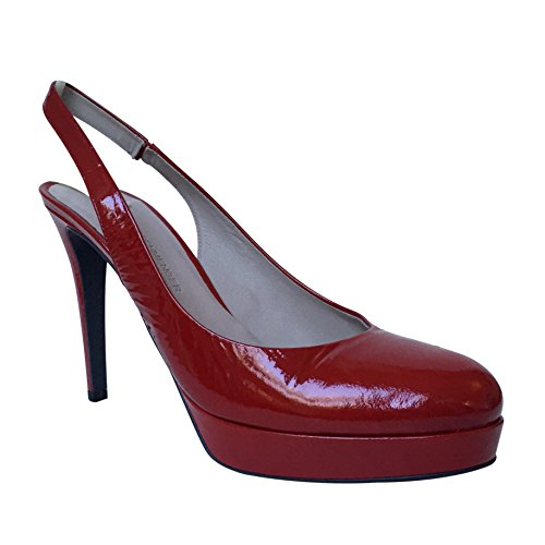 Kennel & Schmenger , Escarpins femme Patent Red w/ Closed Toe