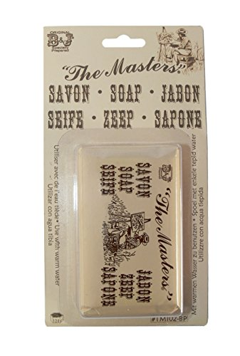 general-pencil-the-masters-savon-special-artistes-traditionnel