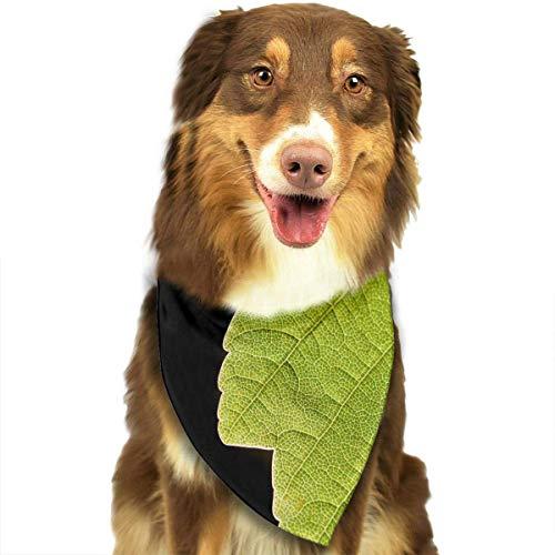 Green Leaf Kerchief/Fashion Printing Kerchief