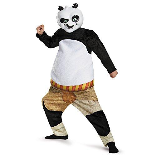 luxe/Muscle Costume, Large (10-12) (Kung Fu Panda Kostüm)