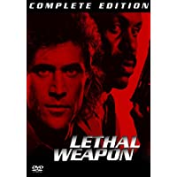 Lethal Weapon 1-4 - Complete Edition: Kinoversionen und Director's Cut