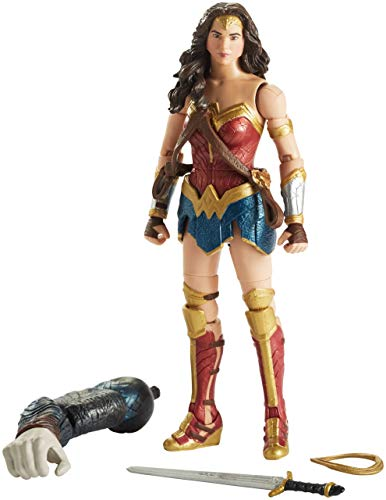 Justice League Figura Wonder Woman (Mattel Spain FHG10)