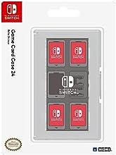 Hori - Estuche De Juegos, 24 Cartuchos (Nintendo Switch)