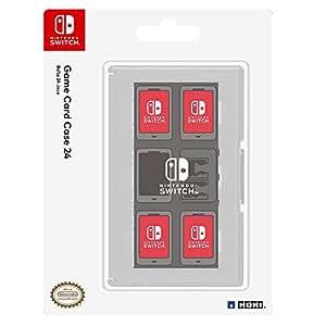 boitier de protection 24 jeux nintendo switch transparent jeux vid o. Black Bedroom Furniture Sets. Home Design Ideas