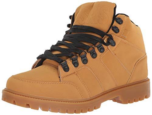 Osiris Convoy Boot - Zapatillas de Skate para Hombre, Marrón Bronceado/Gum, 40 EU