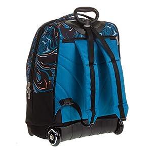41Kn9VoelML. SS300  - Seven Trolley Fit Wildy Boy Trolley para portátil 48 centimeters 35 Azul (Blu)