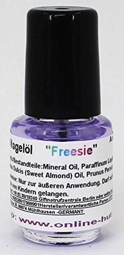 Rissige Nagelhaut (Nagelöl Freesie 4,5 ml)