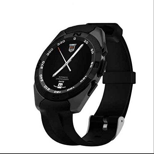 41KnBXJ39iL. SS500  - Smart watch,Pedometer Smart watch,Multi Time Zone,Powerful Bright Wrist,Fitness smart Sport Watch,Ac