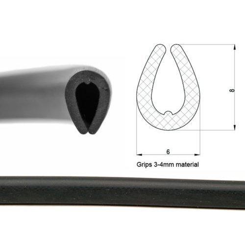 nero-medio-gomma-u-canali-profilo-protettivi-protezione-bordo-sigillo-flessibile