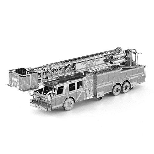 fascinations-metal-earth-fire-engine-truck-3d-metal-model-kit