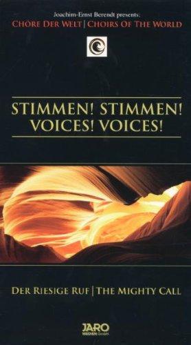 Voice - Joachim-Ernst Berendt Presents: Stimmen, Stimmen (Der riesige Ruf / The Mighty Call)