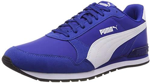 Puma Unisex-Erwachsene St Runner V2 Nl Sneaker, Blau (Surf The Web-Puma White 14), 42 EU (8 UK)