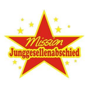 T-Shirt für den Junggesellinnenabschied mit dem Motiv Mission Junggesellenabschied Royal