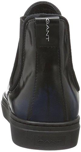 GANT Damen Michelle Chelsea Boots Blau (Marine G69)