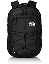 The North Face, Borealis, Zaino, Unisex adulto, Nero, Taglia Unica